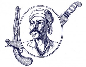 Jean Lafitte the Pirate and Privateer