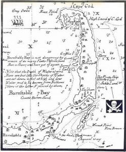 The Whydah Wreck site map